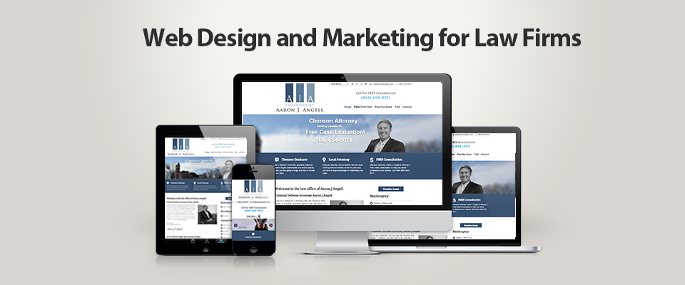 Law Firm Web Design and Marketing