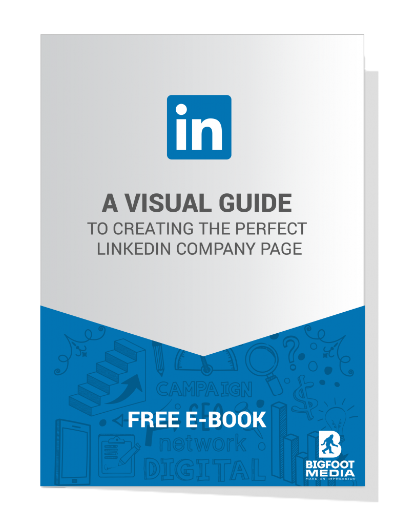 Visual Guide to LinkedIn Page
