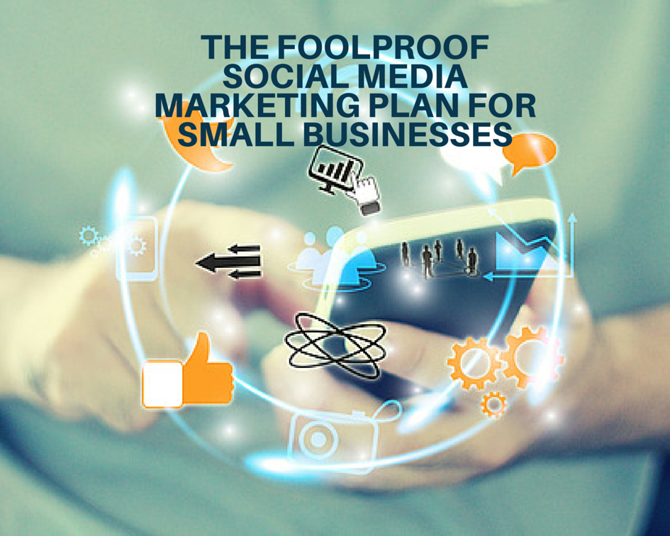 The Foolproof Social Media Marketing Plan for Small Businesses