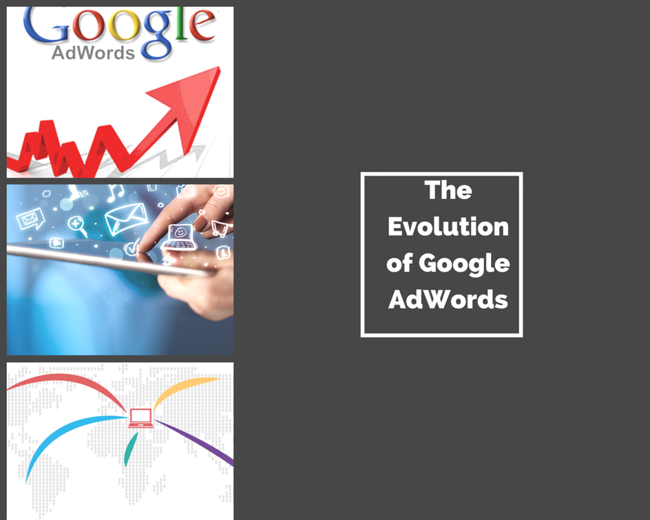 The Evolution of Google AdWords