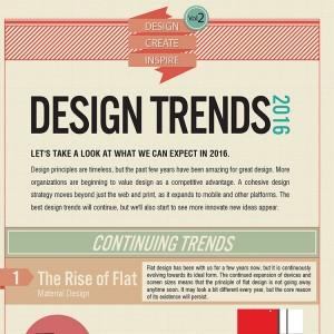 Design Trends in 2016