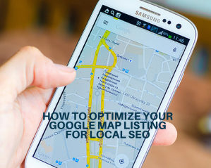 How to Optimize Your Google Map Listing for Local SEO